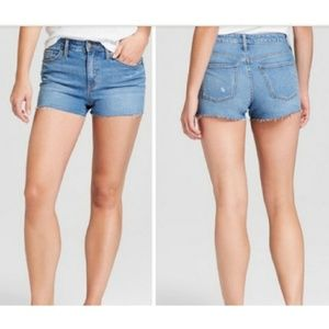 Universal Thread | High Rise Shortie Shorts
